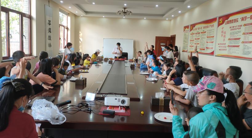 """固安县妇联组织开展绿色家庭创建行动  暨""""世界认可日""""主题宣传活动"""